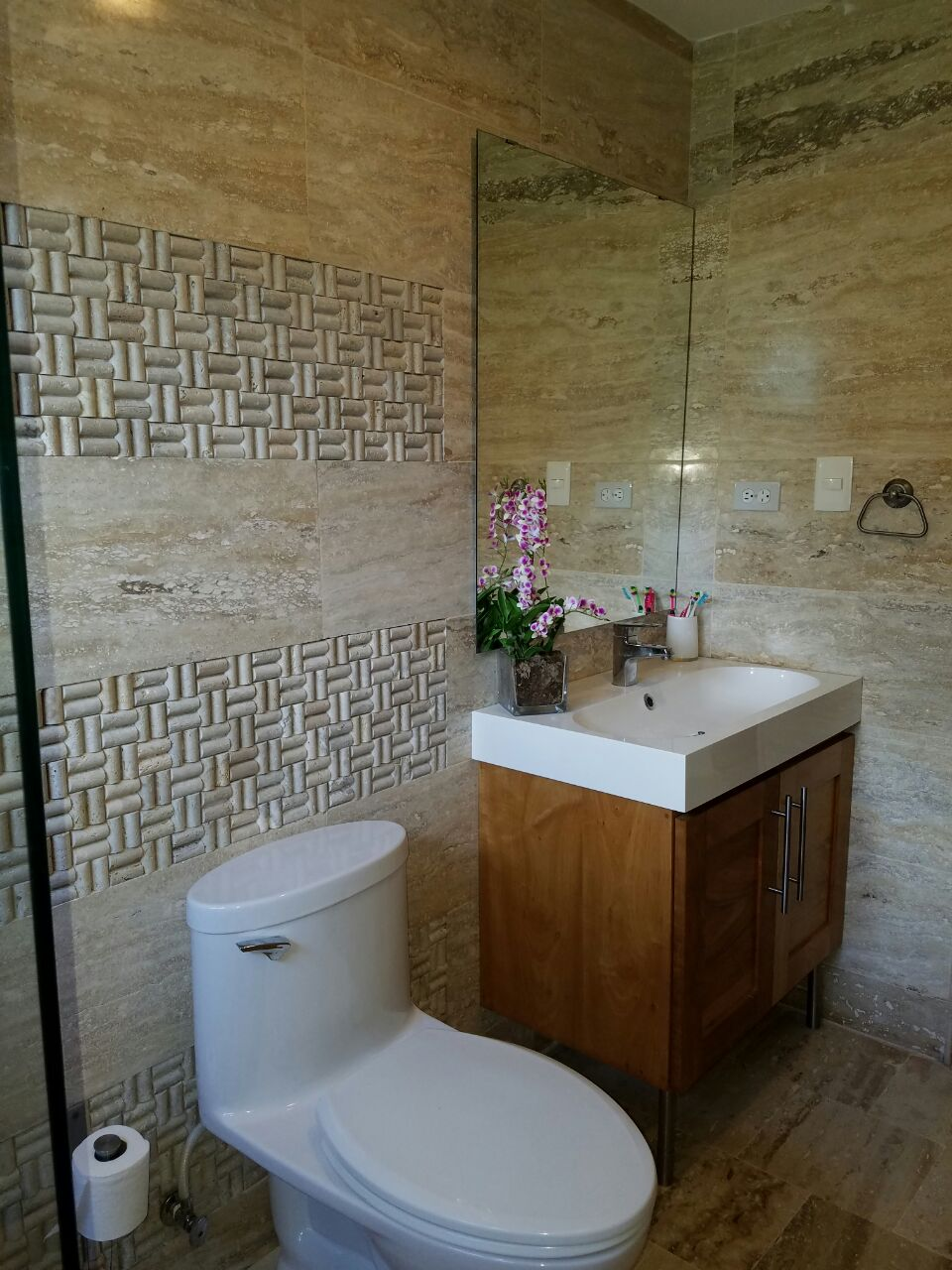 Apartment for sale las terrenas monserrat II Bathroom 2..jpeg