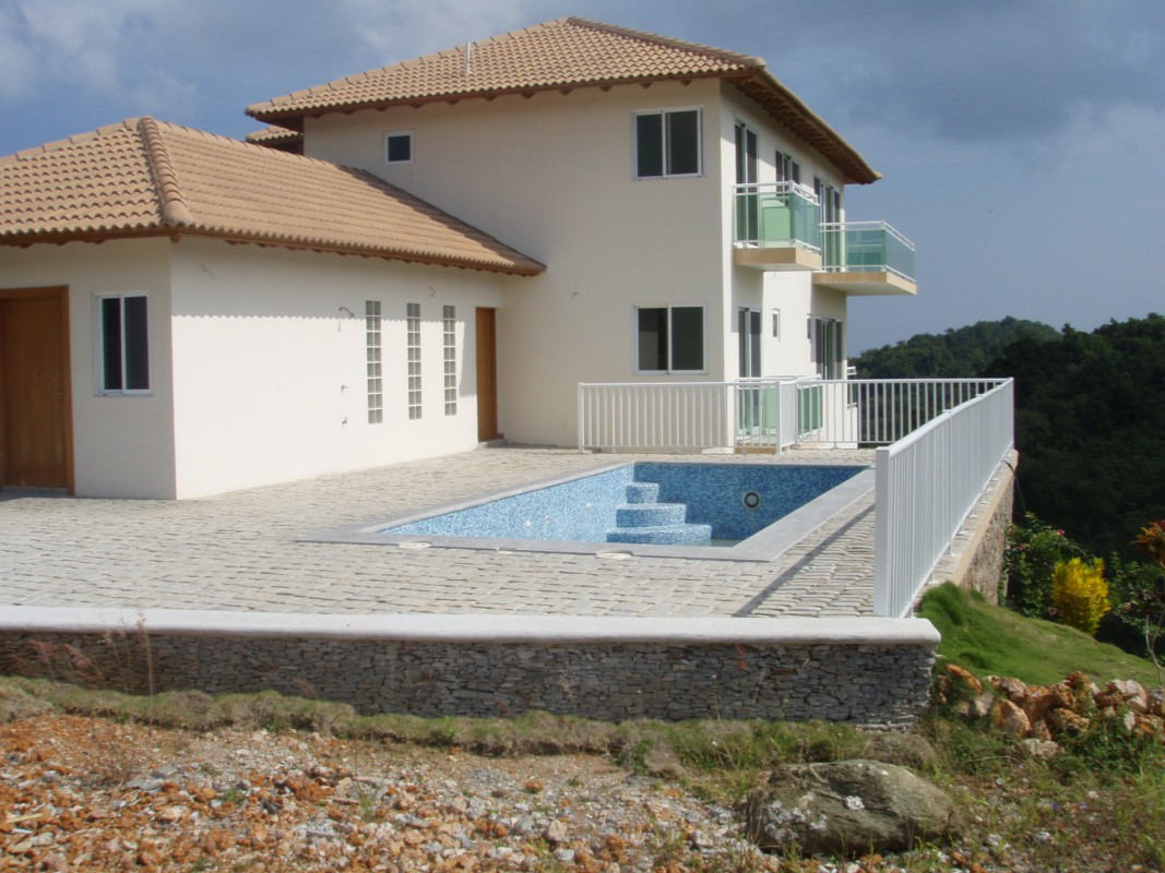 Villa B - Rear & Pool View.jpg