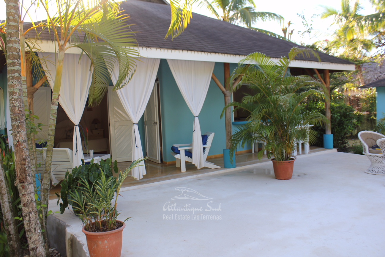 Domain of main villa and 5 separate bungalows ideal for bed & breakfast in Las Terrenas Real Estate Dominican Republic1 (1).jpg
