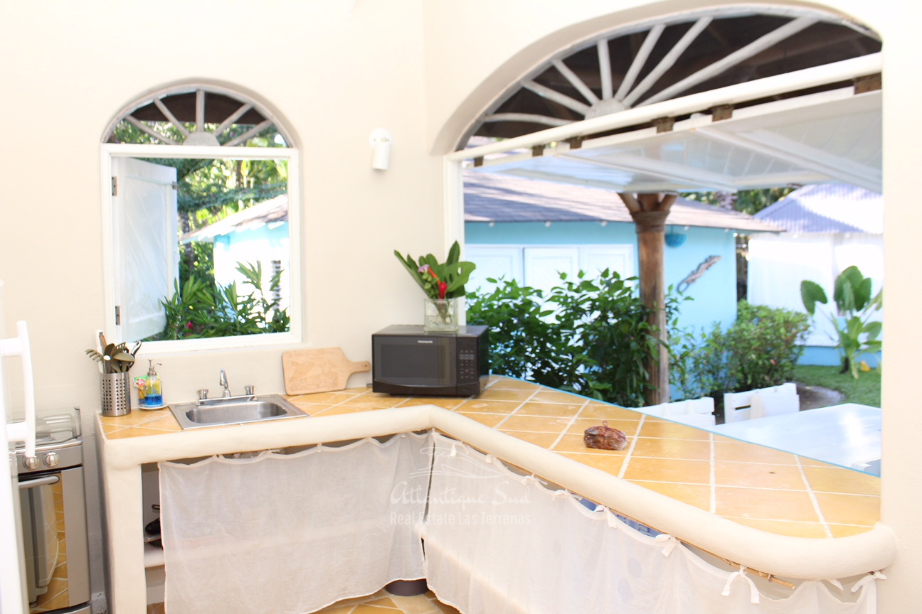 Domain of main villa and 5 separate bungalows ideal for bed & breakfast in Las Terrenas Real Estate Dominican Republic1 (5).jpg