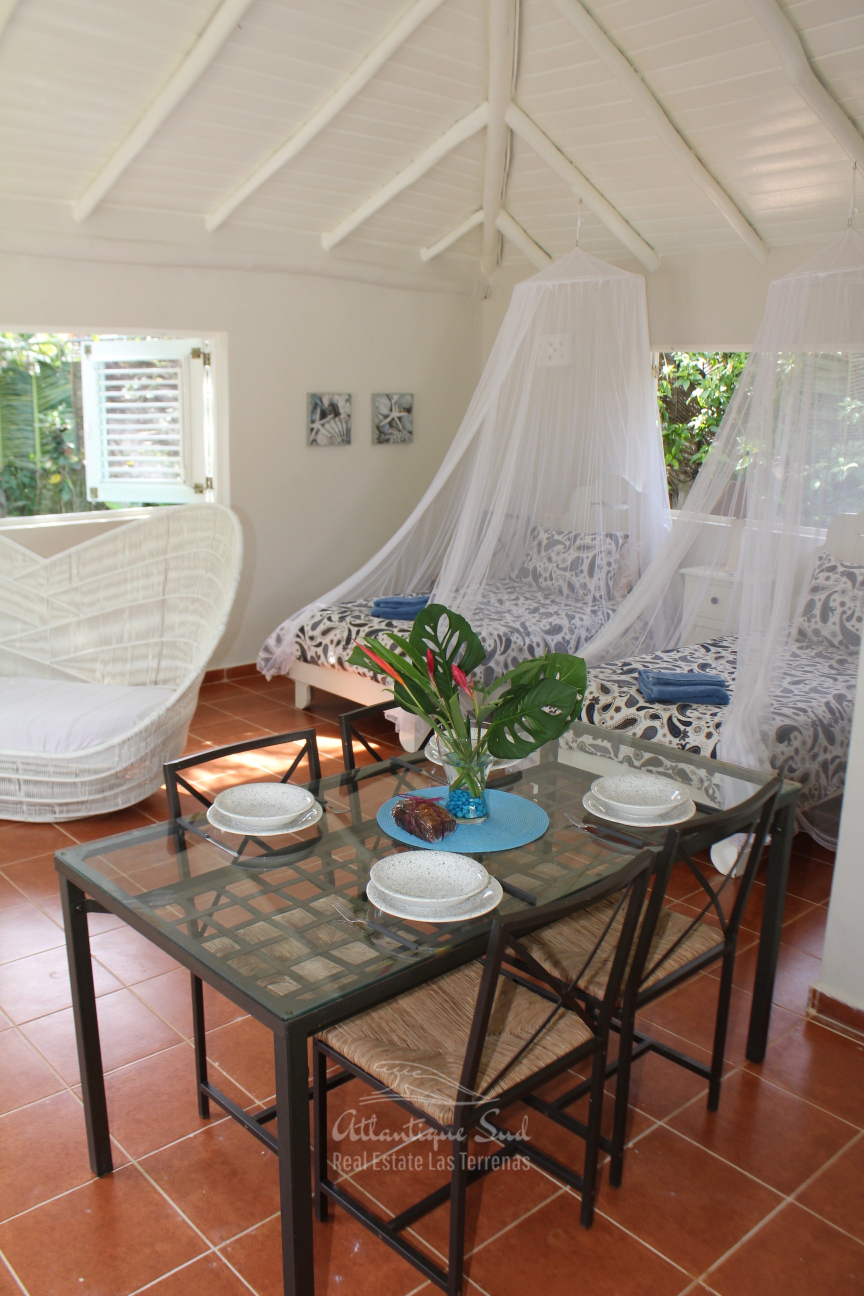 Domain of main villa and 5 separate bungalows ideal for bed & breakfast in Las Terrenas Real Estate Dominican Republic1 (10).jpg