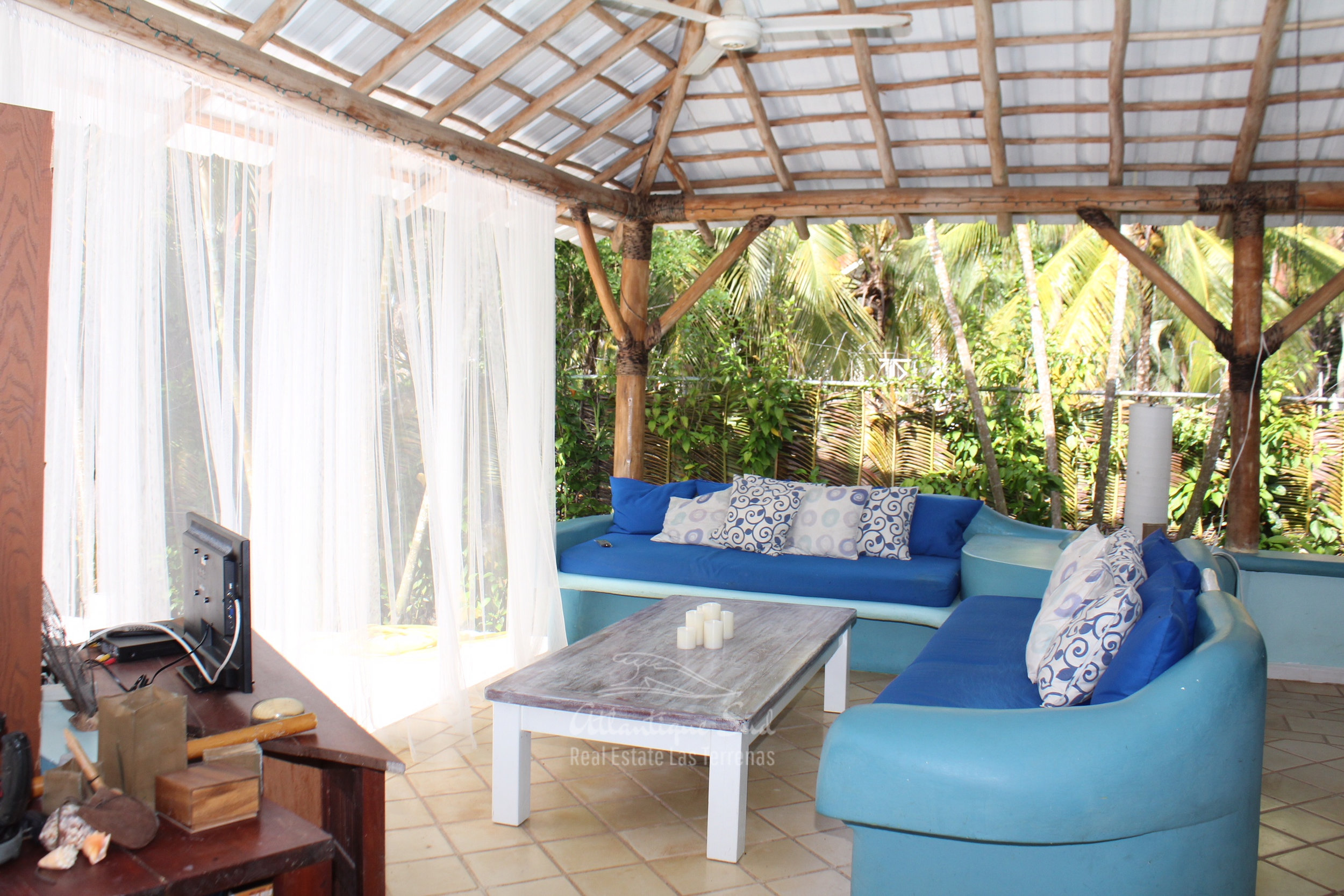 Domain of main villa with 5 separate bungalows ideal for bed & breakfast in Las Terrenas Real Estate Dominican Republic27.jpg