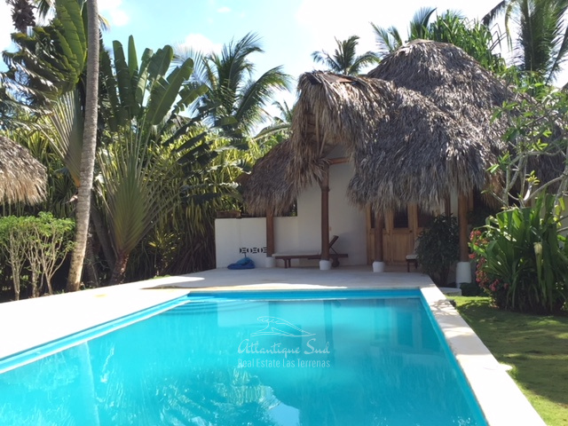 Main villa & 2 separated bungalows in exclusive community several steps from the beach in Las Terrenas Real Estate Dominican Republic10.jpg