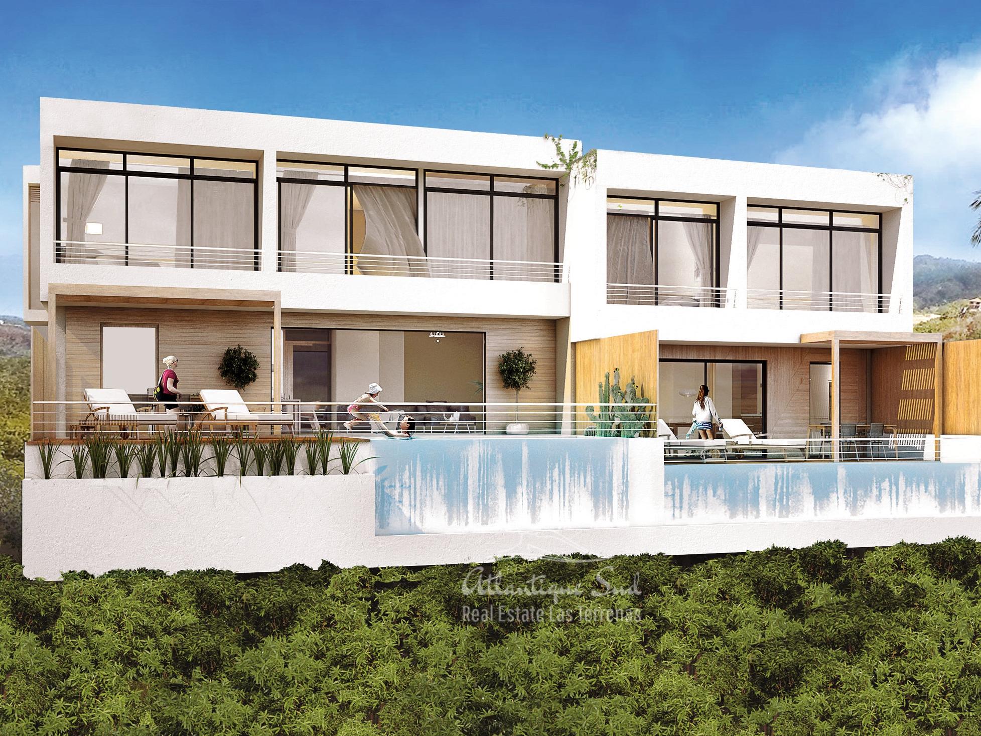 Hillside Townhouses with amazing ocean views in Las Terrenas Real Estate Dominican Republic8.jpg