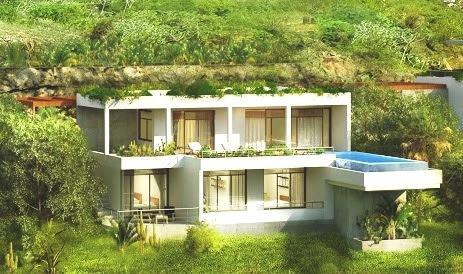 Ecofriendly Villas under development on a hillside with amazing ocean views in Las Terrenas Real Estate Dominican Republic8.jpg