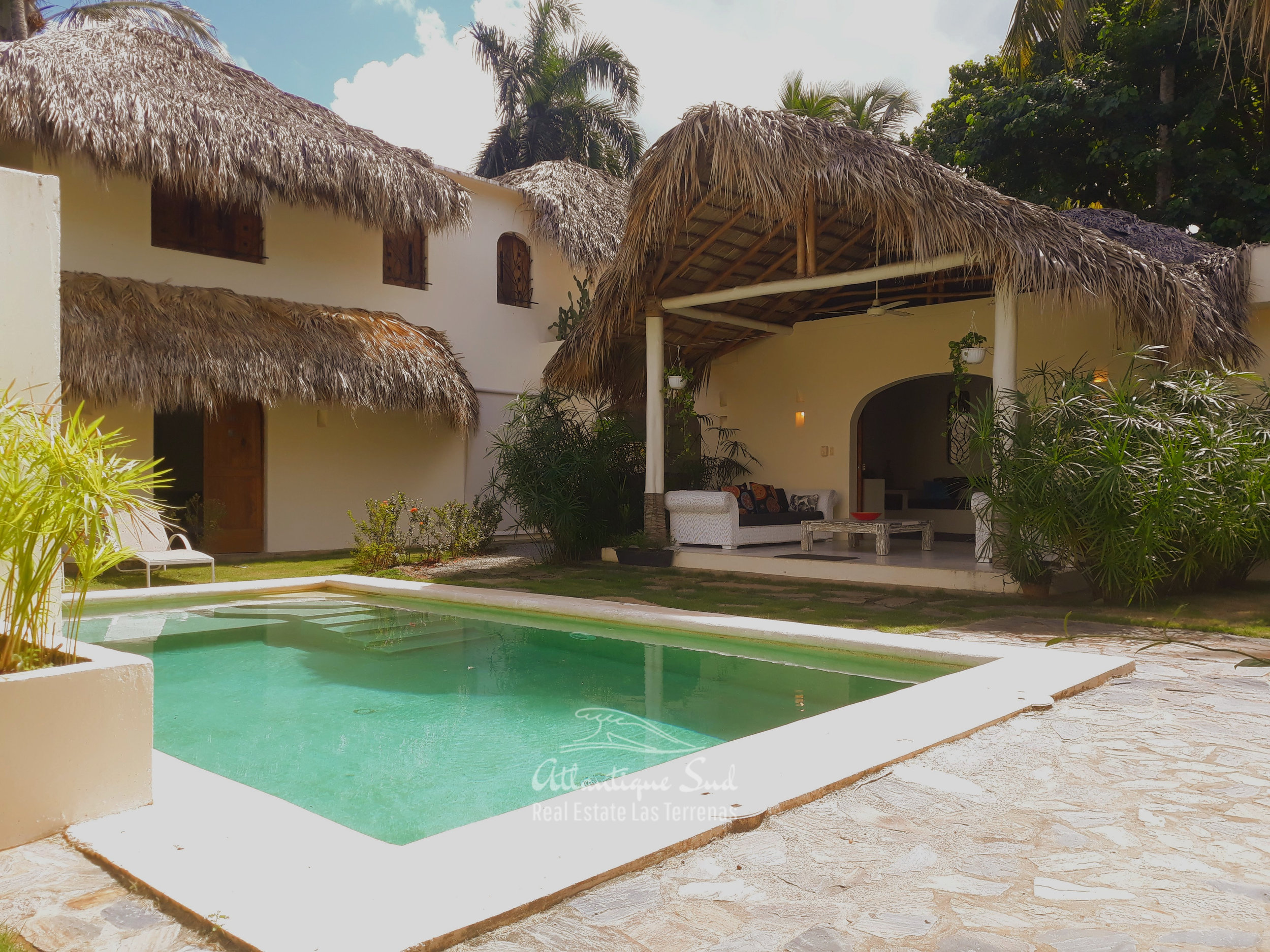 Authentic Caribbean Villa in quiet community in Real Estate Las Terrenas Atlantique Sud4.jpg