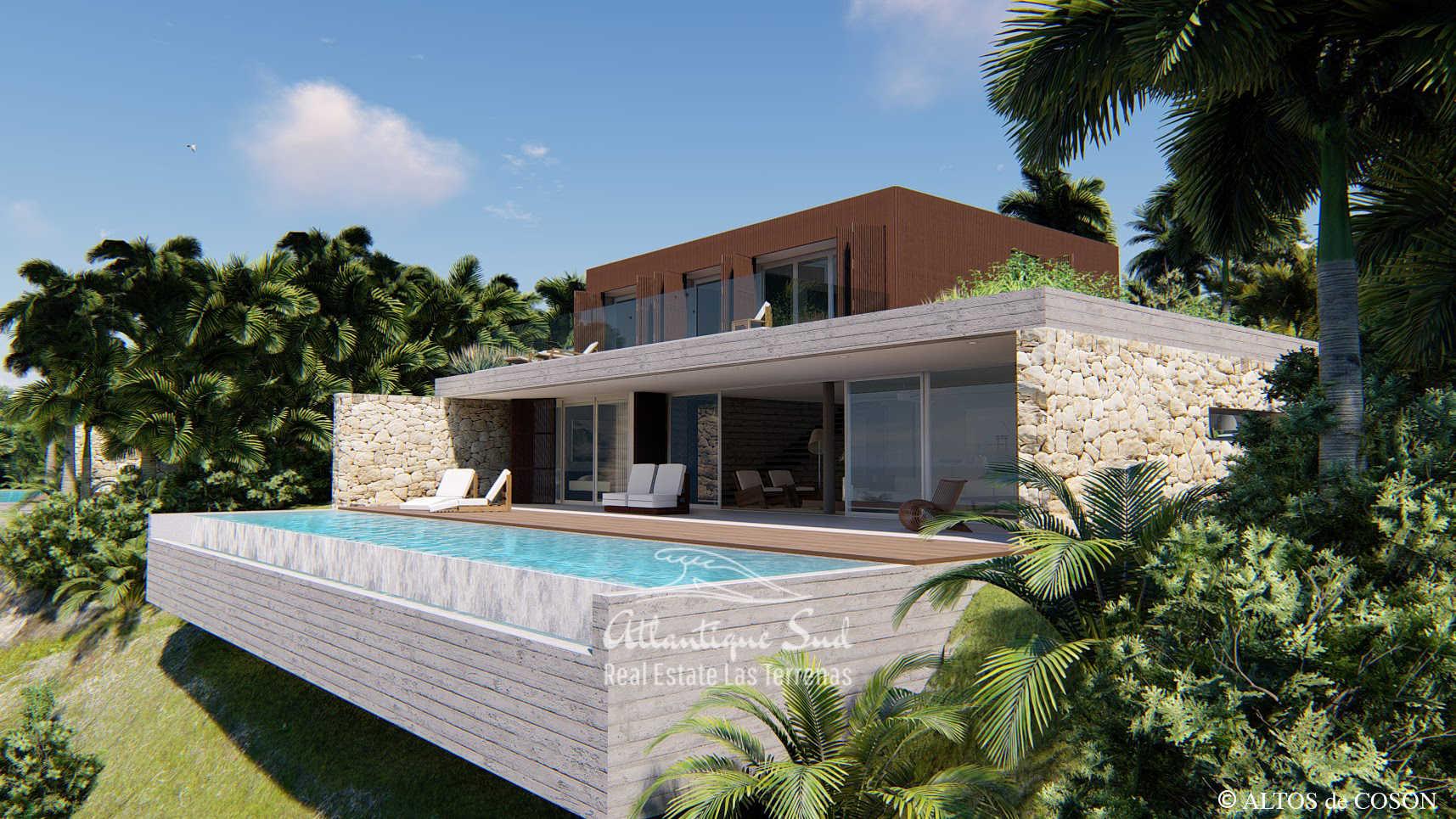 Lots with villas to build in Coson las terrenas1.jpg