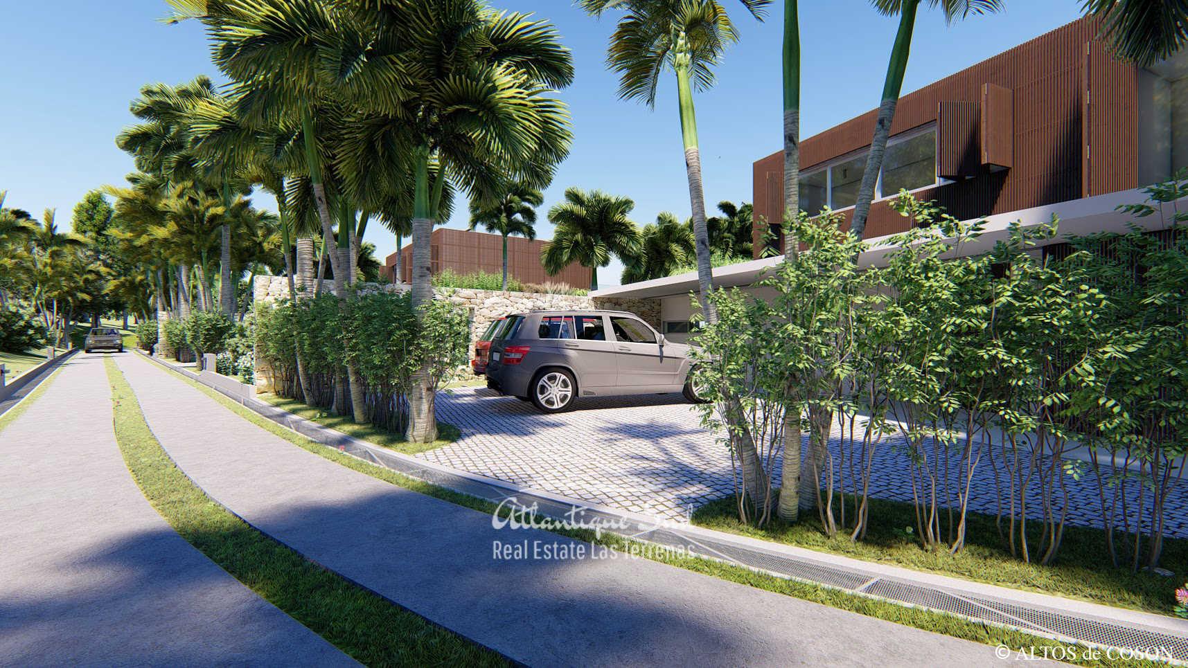 Lots with villas to build in Coson las terrenas2.jpg