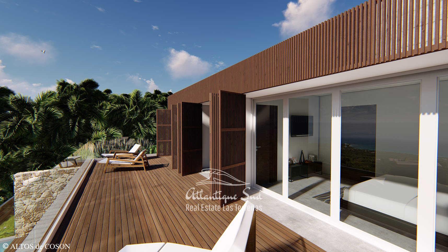 Lots with villas to build in Coson las terrenas3.jpg