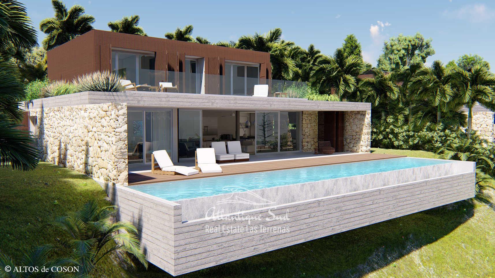 Lots with villas to build in Coson las terrenas4.jpg