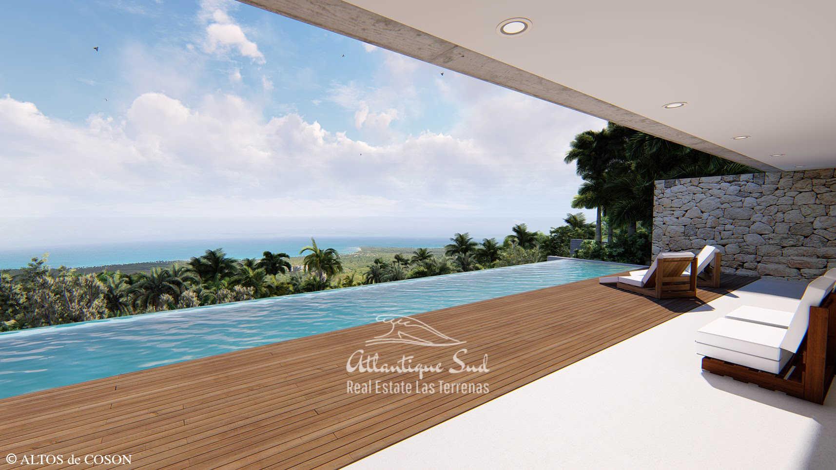 Lots with villas to build in Coson las terrenas5.jpg