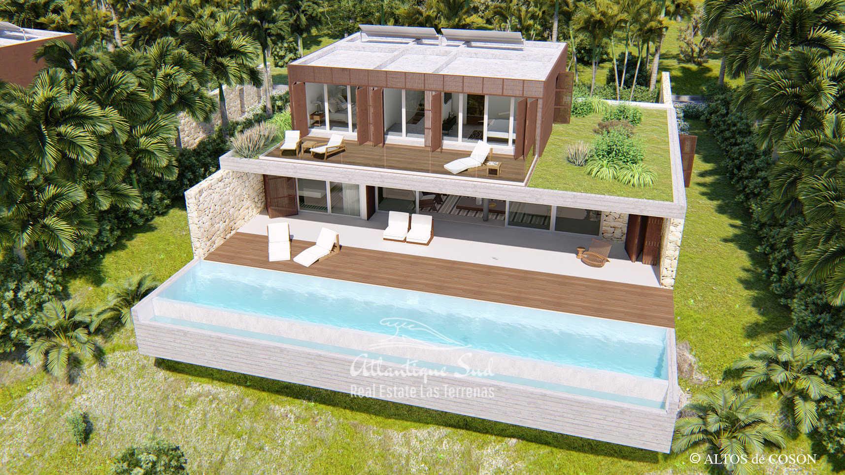 Lots with villas to build in Coson las terrenas6.jpg