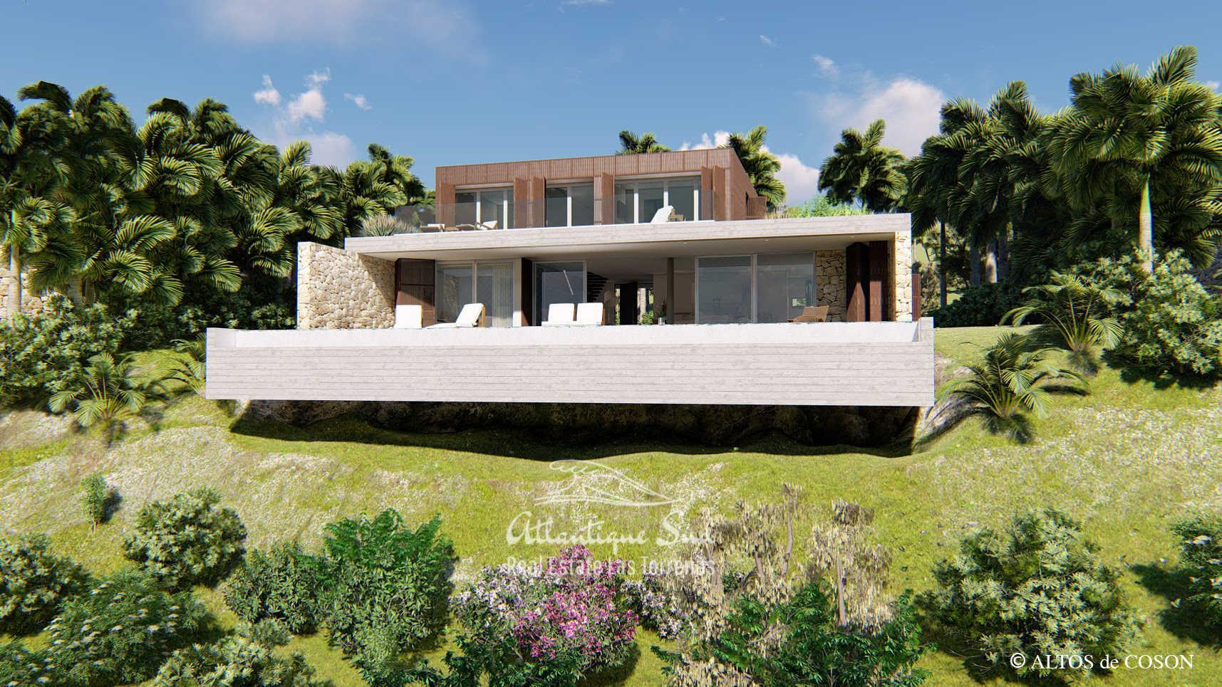 Lots with villas to build in Coson las terrenas7.jpg