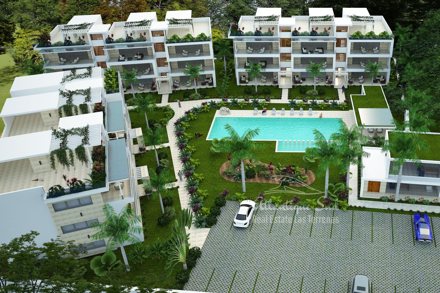 Ultra modern condominium in central location Real Estate Las Terrenas Atlantique Sud Dominican Republic (3).jpg