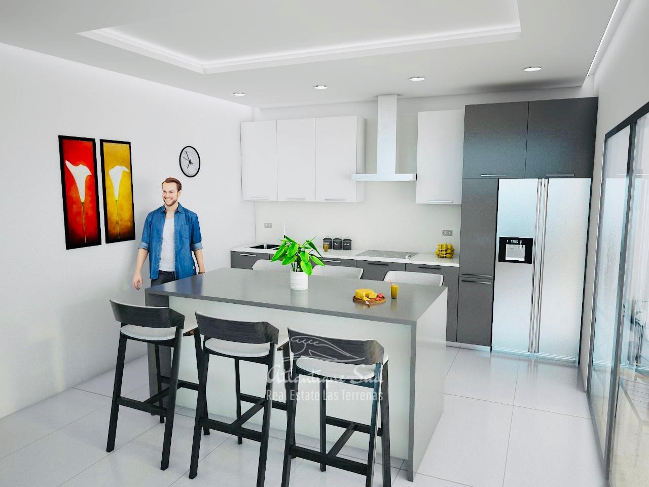 Modern condominium in central location Real Estate Las Terrenas Atlantique Sud Dominican Republic1.jpg