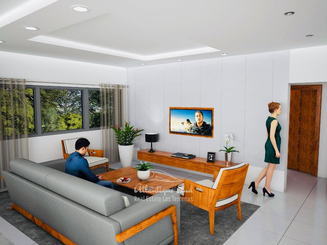 Modern condominium in central location Real Estate Las Terrenas Atlantique Sud Dominican Republic4.jpg
