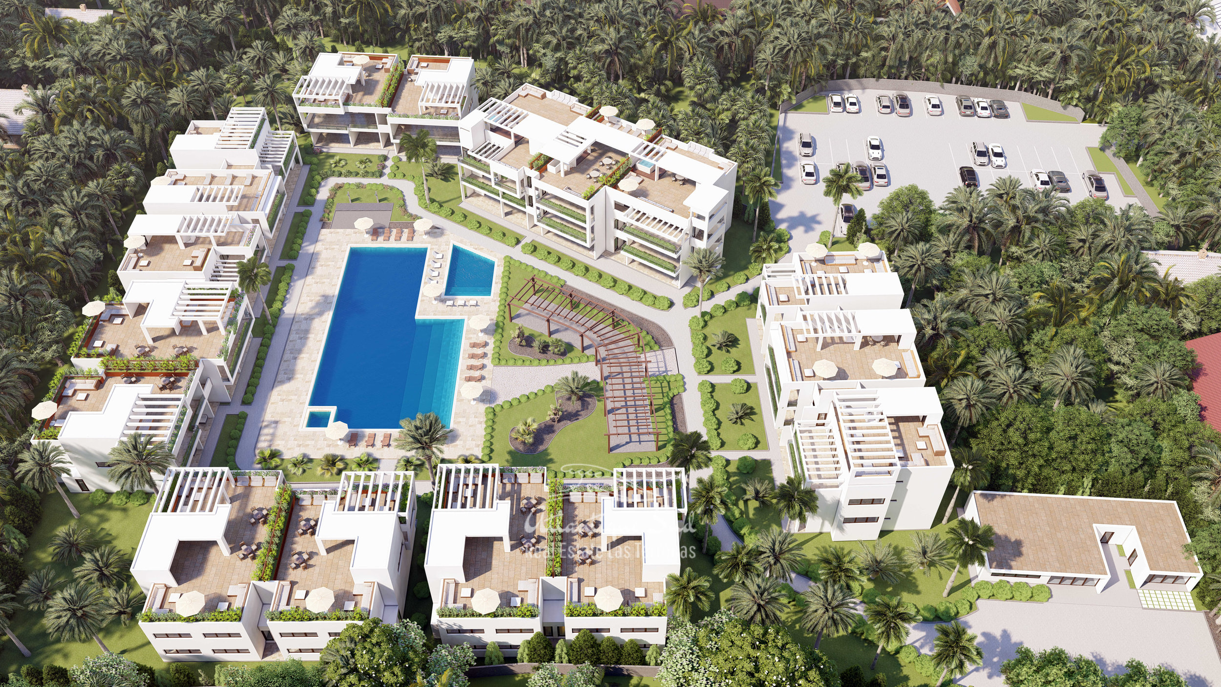 Development of modern condos steps from the beach Real Estate Las Terrenas Atlantique Sud Dominican Republic32.jpg