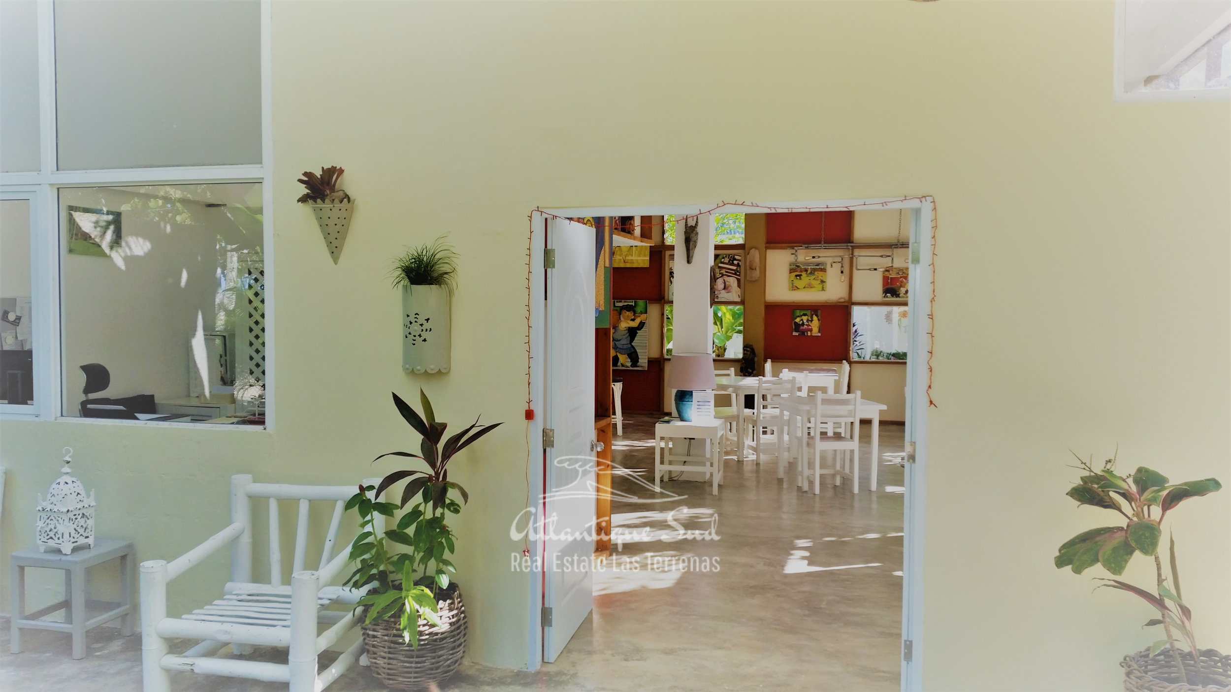 Small hotel for sale next to the beach Real Estate Las Terrenas Atlantique Sud Dominican Republic1.jpg