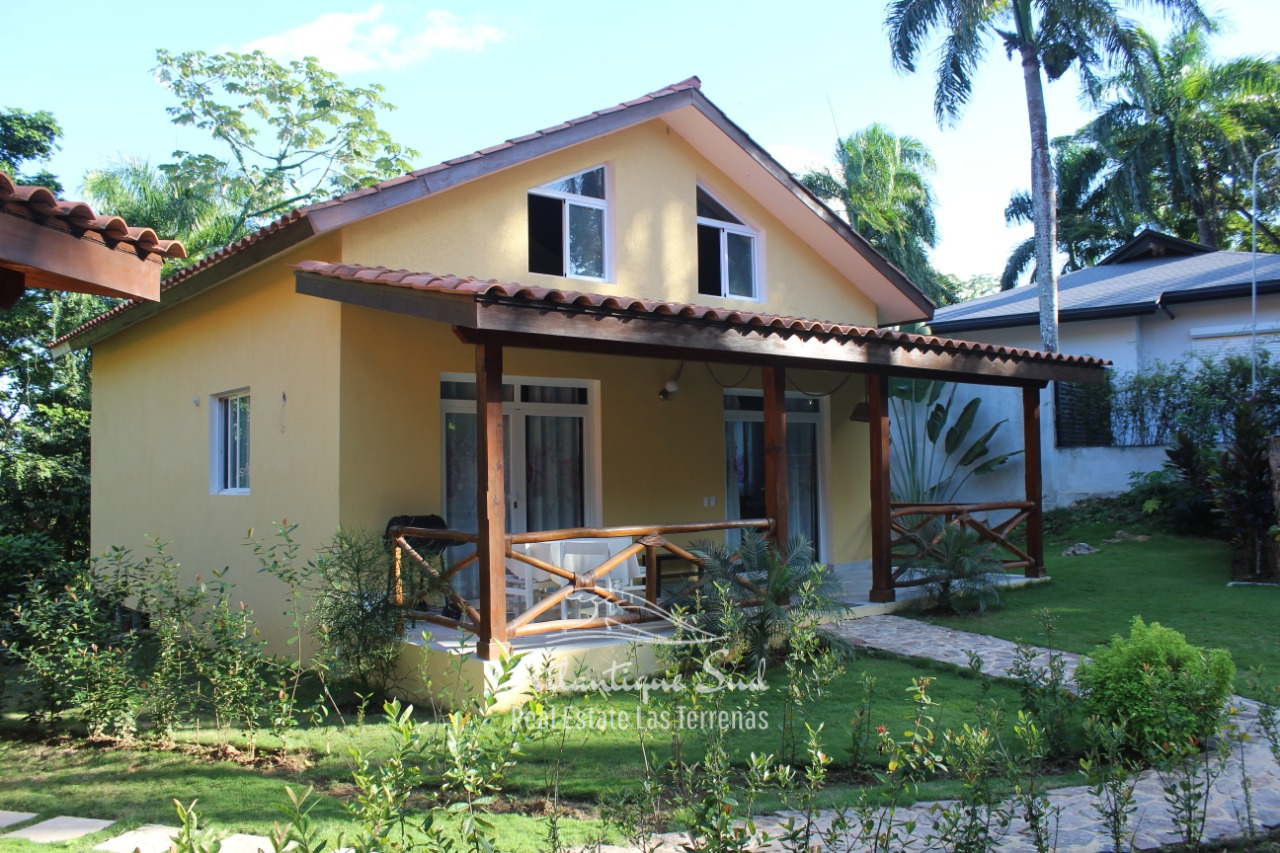 Villa in small hill steps from tranquile beach Real Estate Las Terrenas Dominican Republic5.jpeg