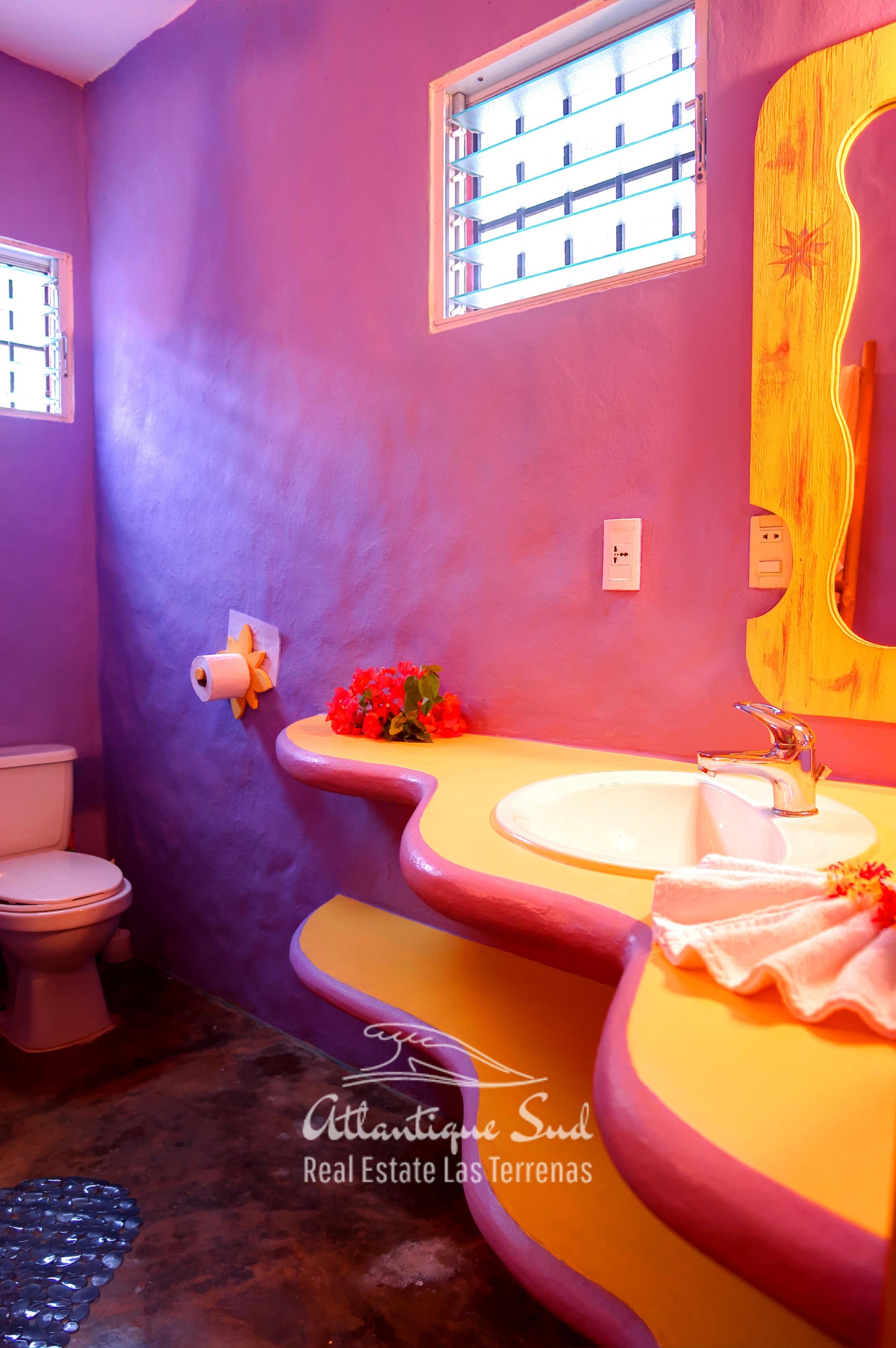 Colourful caribbean hotel in touristic heart Real Estate Las Terrenas Dominican Republic11.jpg