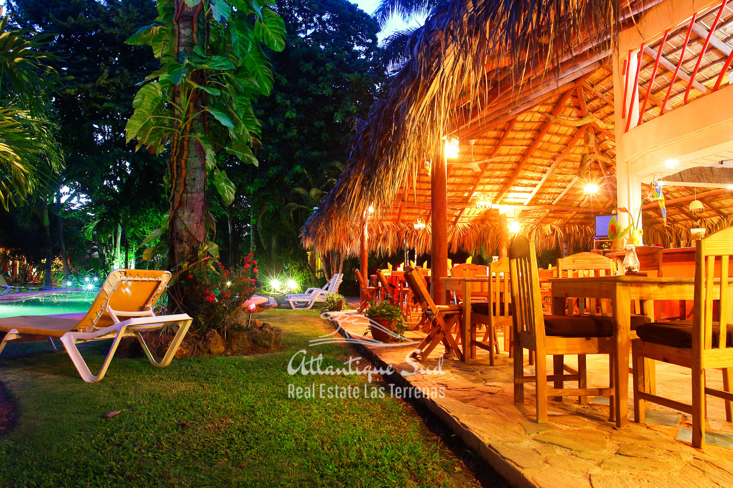 Colourful caribbean hotel in touristic heart Real Estate Las Terrenas Dominican Republic31.jpg