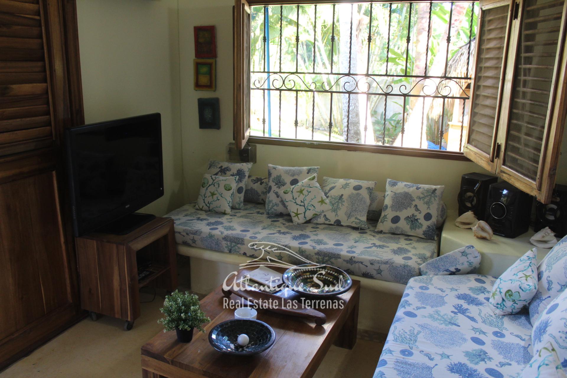 2 carribean villas minutes to the beach Real Estate Las Terrenas Dominican Republic Atlantique Sud6.jpg