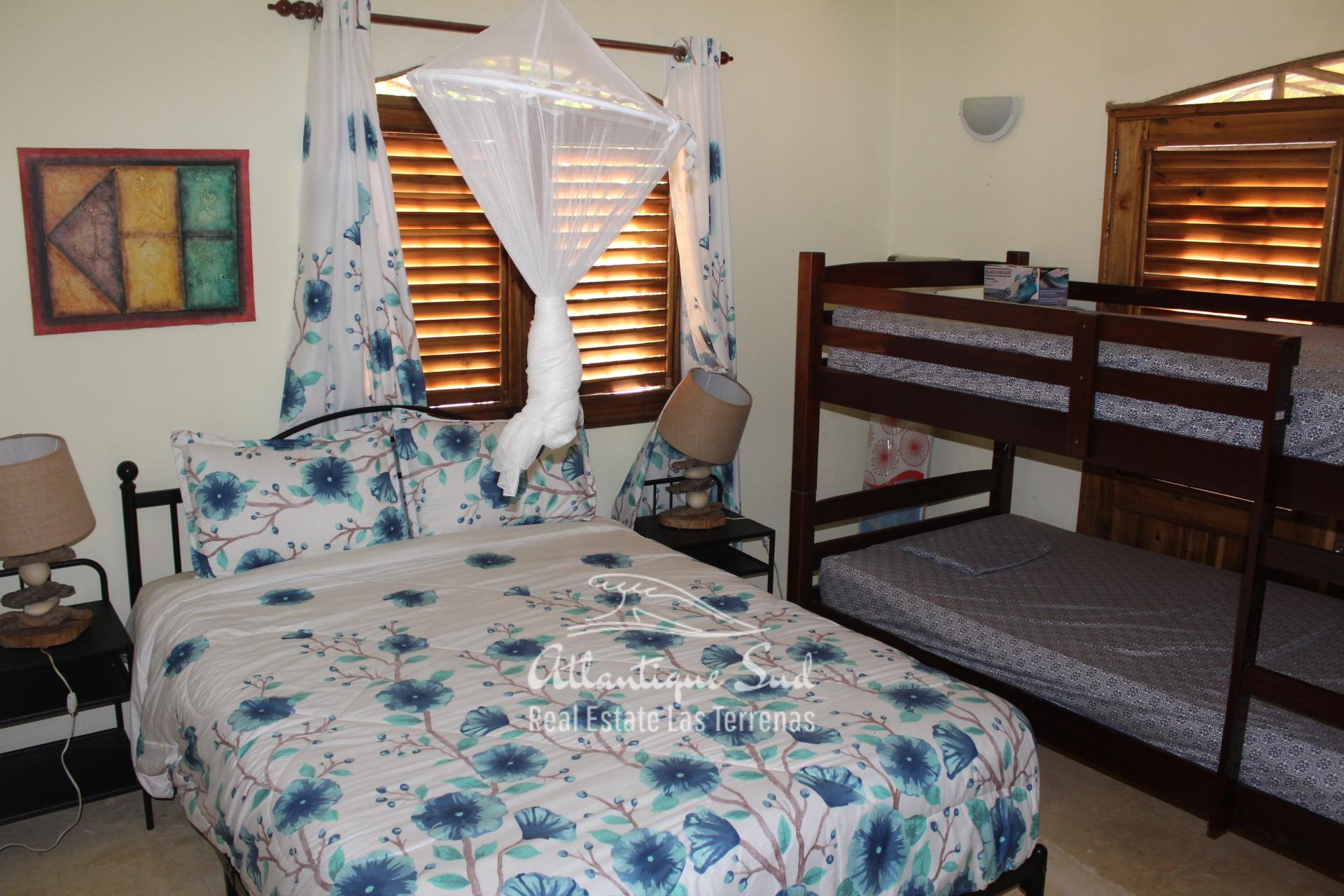 2 carribean villas minutes to the beach Real Estate Las Terrenas Dominican Republic Atlantique Sud11.jpg