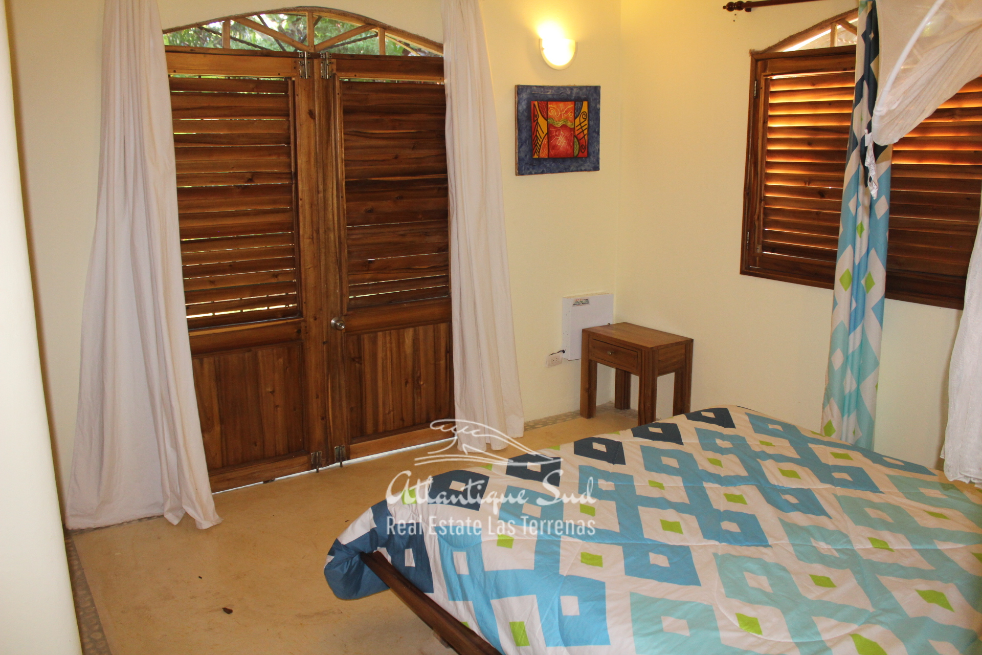 2 carribean villas minutes to the beach Real Estate Las Terrenas Dominican Republic Atlantique Sud16.jpg