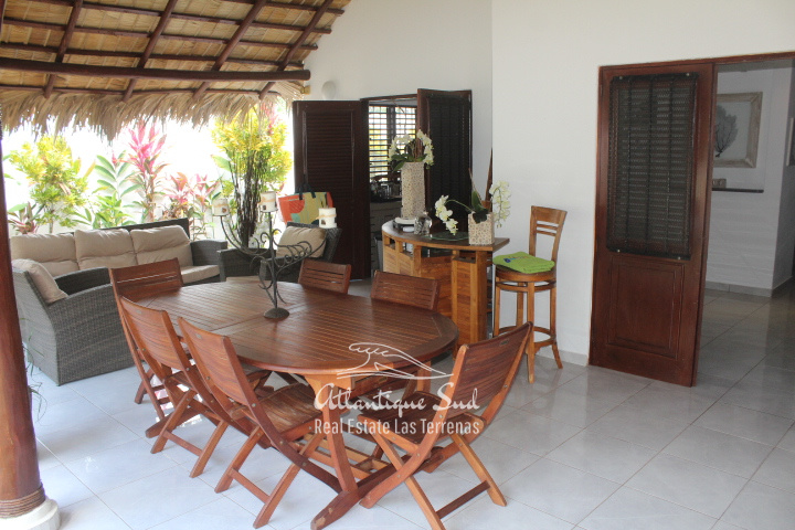 Peaceful family villa close to Popy beach Real Estate Las Terrenas Atlantique Sud7.jpg