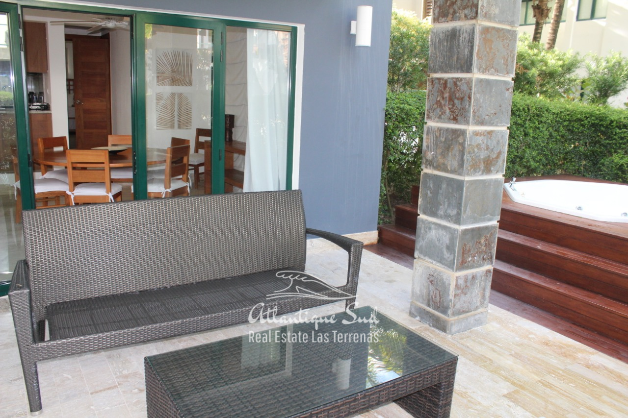 High end apartments in luxurious beachfront resort Real Estate Las Terrenas Atlantique Sud100.jpeg