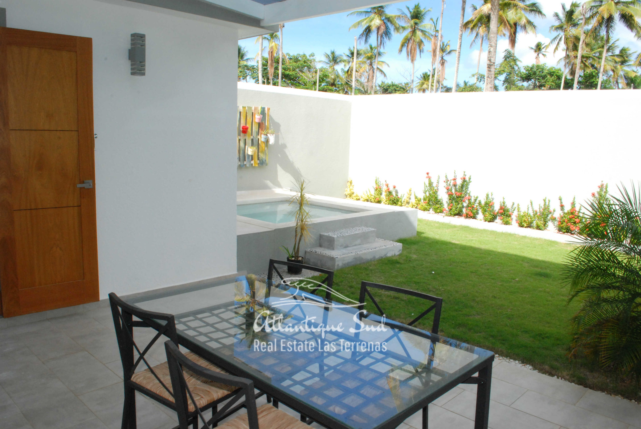 New project of commodious townhouses Real Estate Las Terrenas Atlantique Sud7.jpg