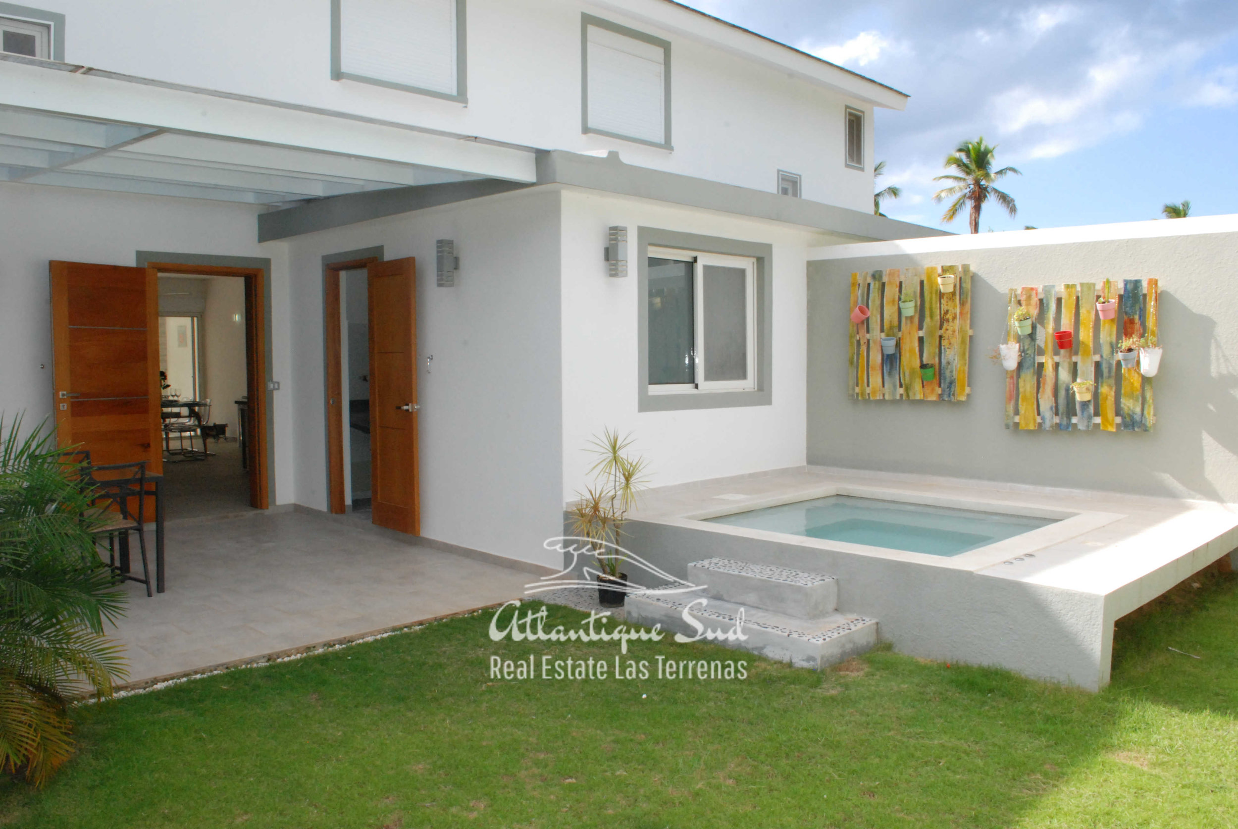 New project of commodious townhouses Real Estate Las Terrenas Atlantique Sud9.jpg