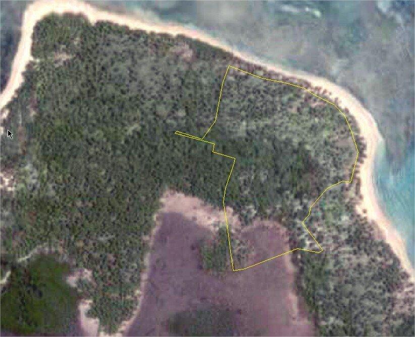 beachfront land el limon for sale gps.jpg