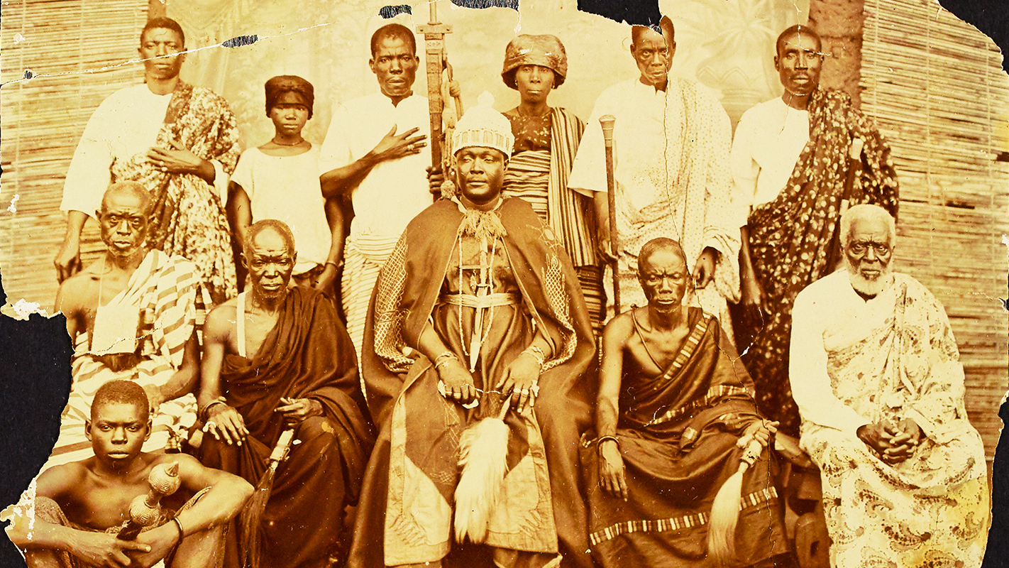The Adamah Family Portrait © Black Cultural Archives