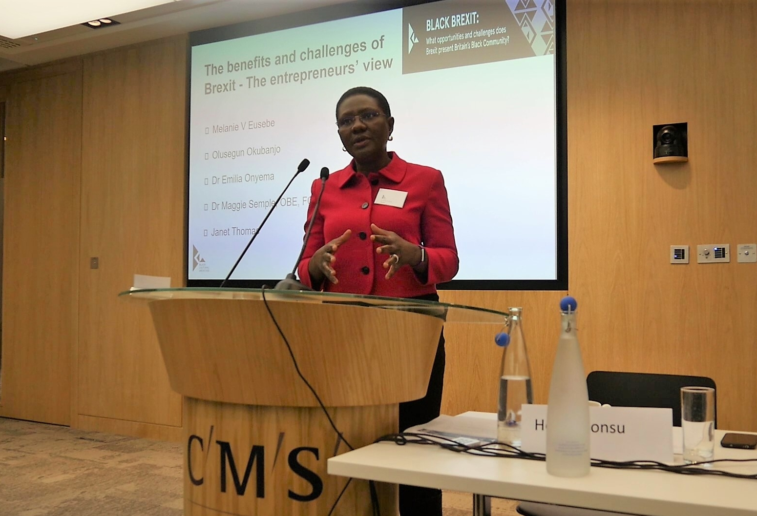 Dr. Emilia Onyema
