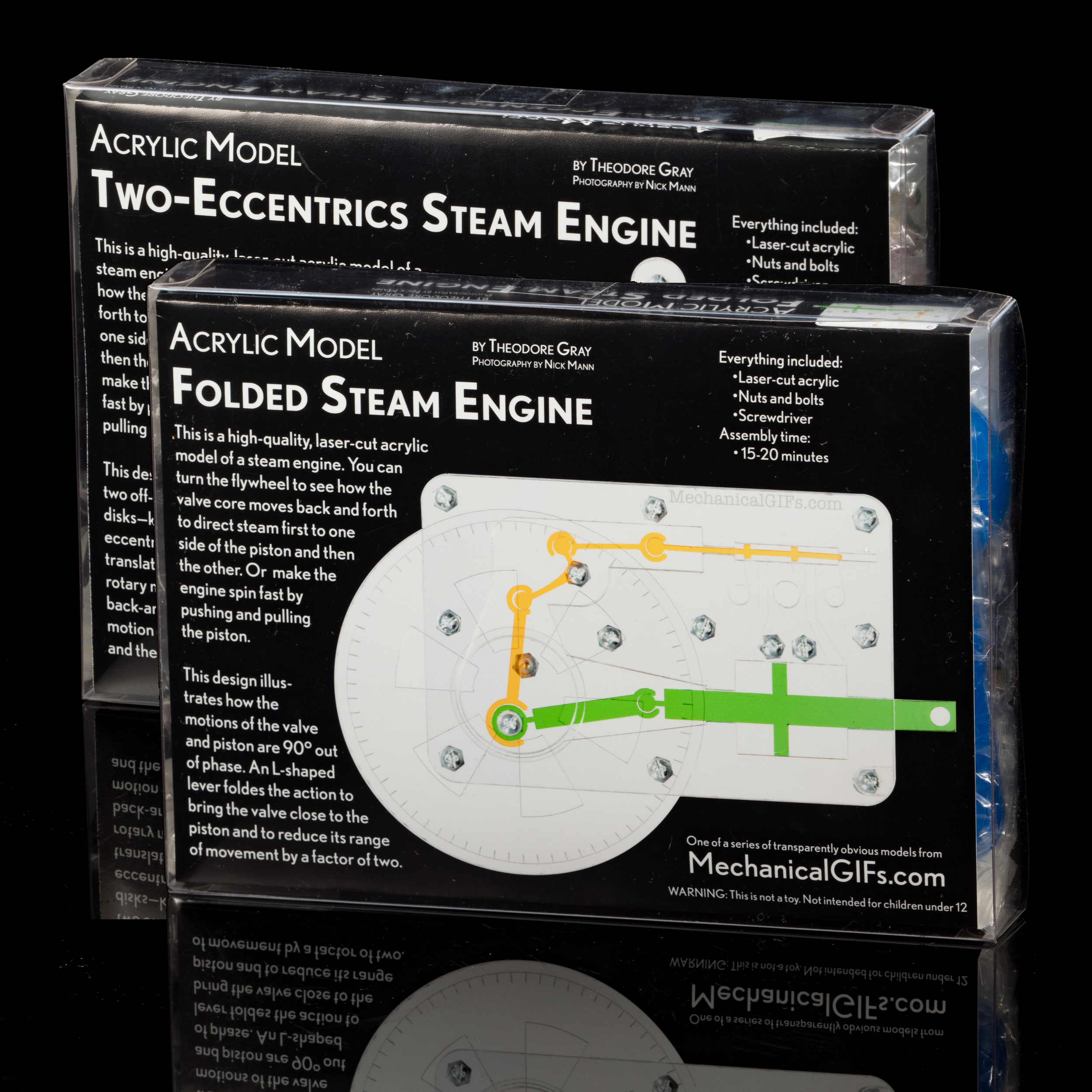 Steam Set