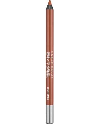 Urban Decay 24/7 Glide-On Lip Pencil in Nighthawk, $20