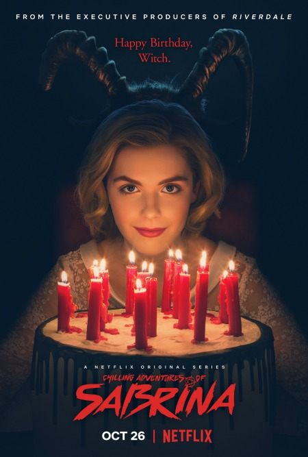 Chilling Adventures of Sabrina, Netflix