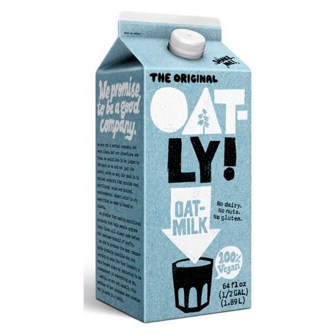 Oatly Oat Milk, $4.99, Target (in store only)