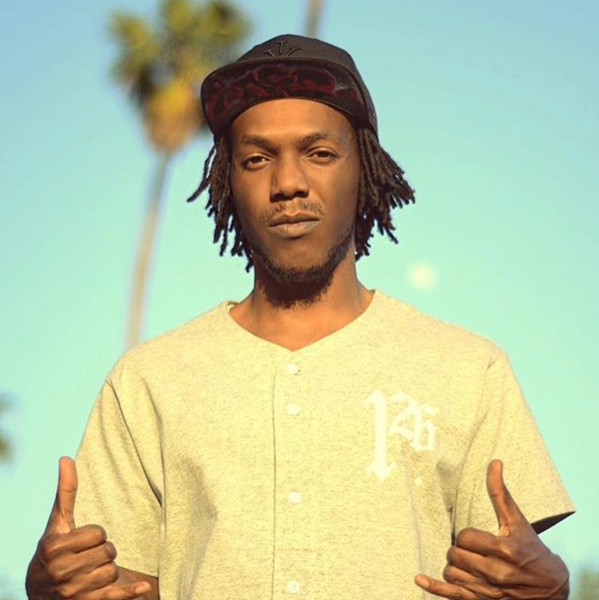 """I-DEE   I-Dee is an American Hip Hop Artist from the Bay Area, CA. He is currently based out of Phoenix, AZ. In 2016,he dropped his """"Surfer Sunday""""series, dropping a new song every Sunday."""