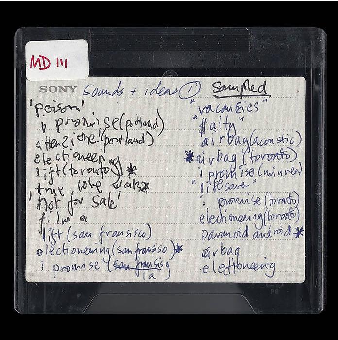 Hacker vazam material do Radiohead