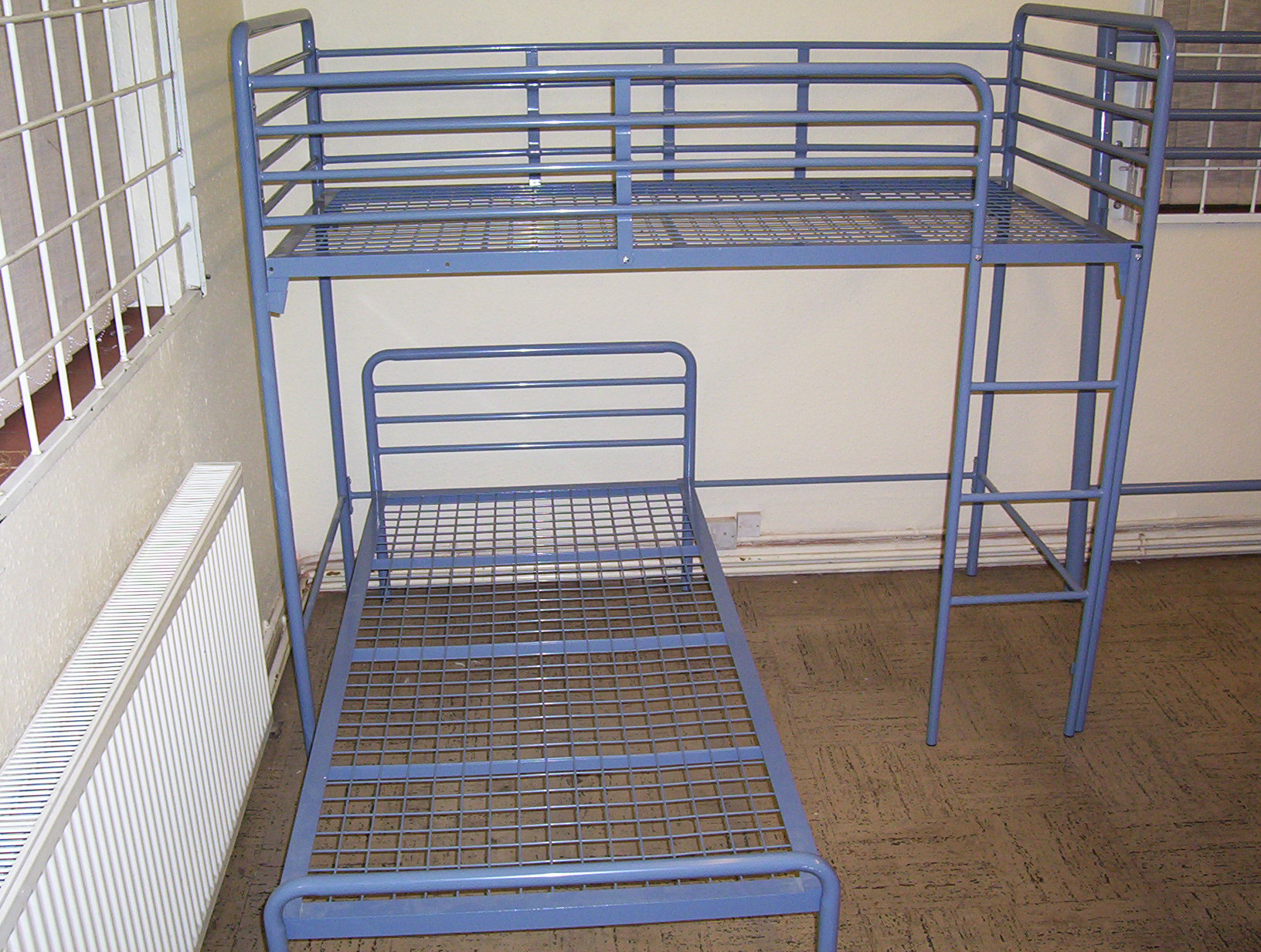 L Shaped Bunk Bed Charterbrae