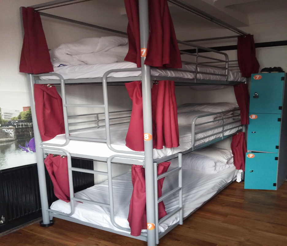 Bunk with Ladder Options