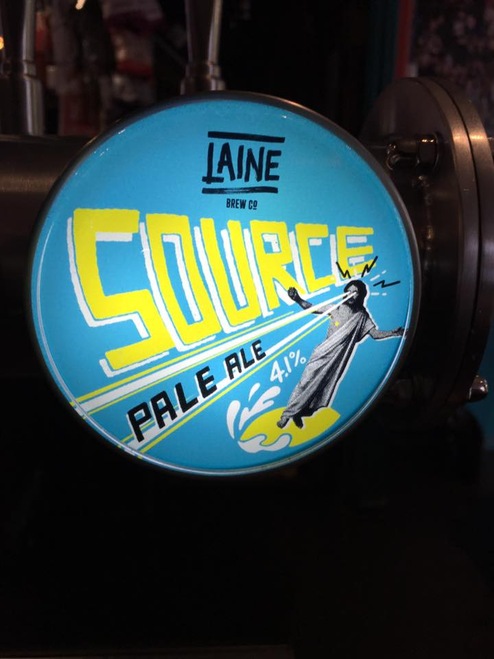 Source Pale Ale - 4.1% ABV