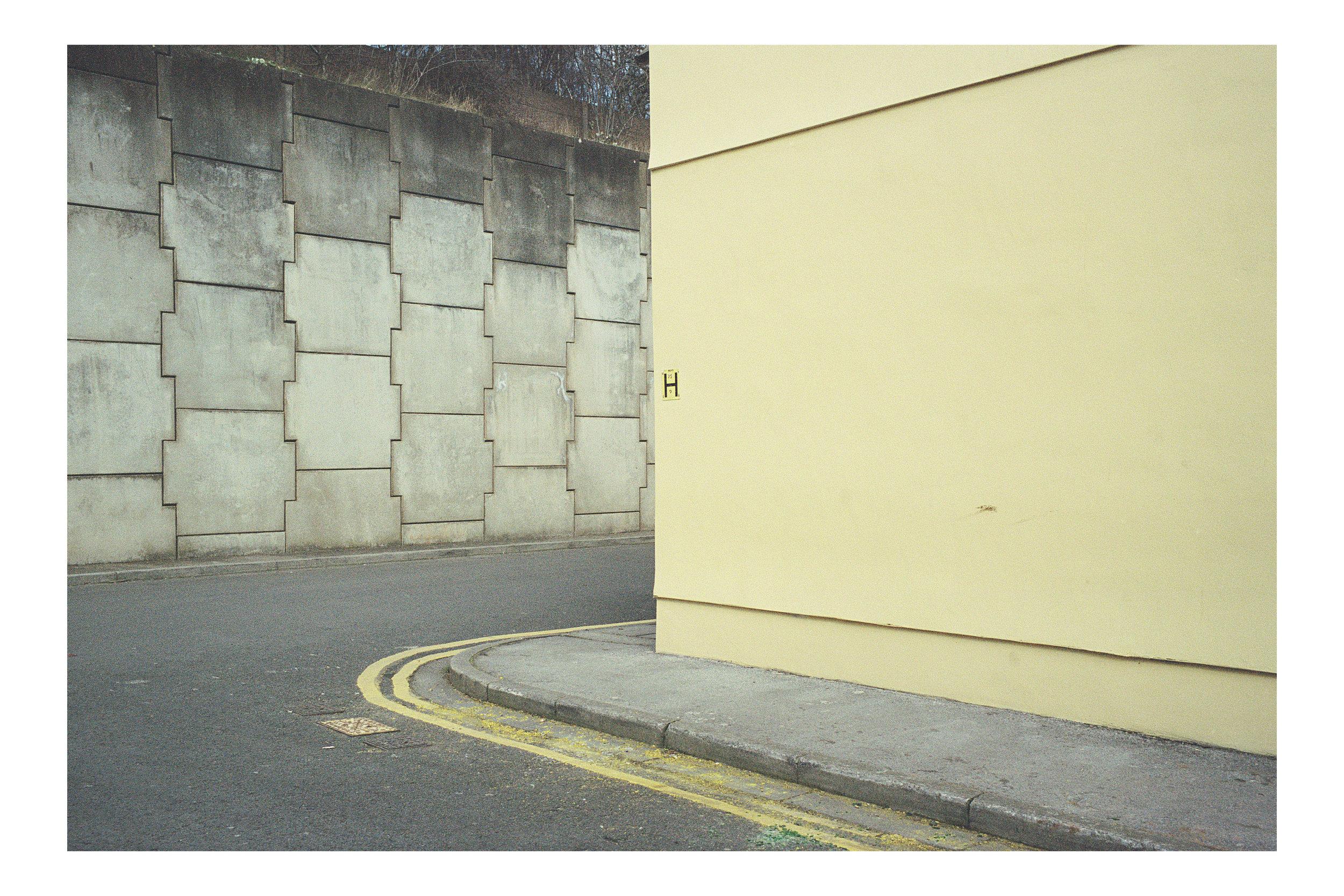Present, tense / Indefinite article Aitch, Trehafod - photographer Anthony Stokes
