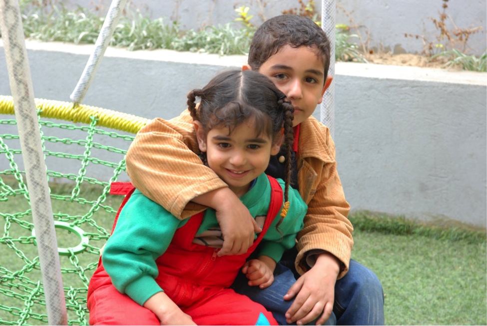 Healing Hearts Club - A television ministry to distressed children in the Middle East