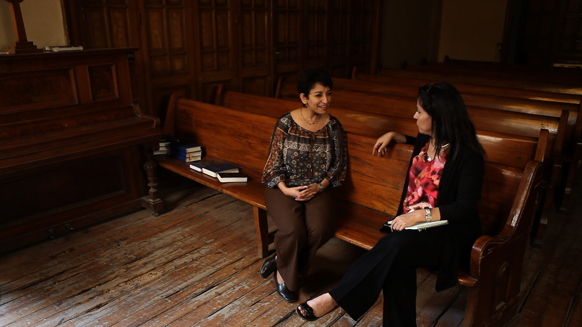 Anne Amile Zaki, the first woman to graduate from seminary in Egypt explains how she waits to be the first woman ordained in the entire Middle East