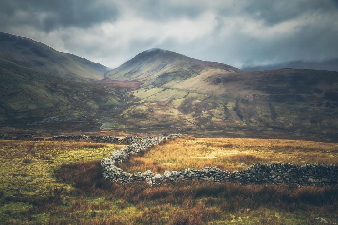 Welsh Mountainous Farmland