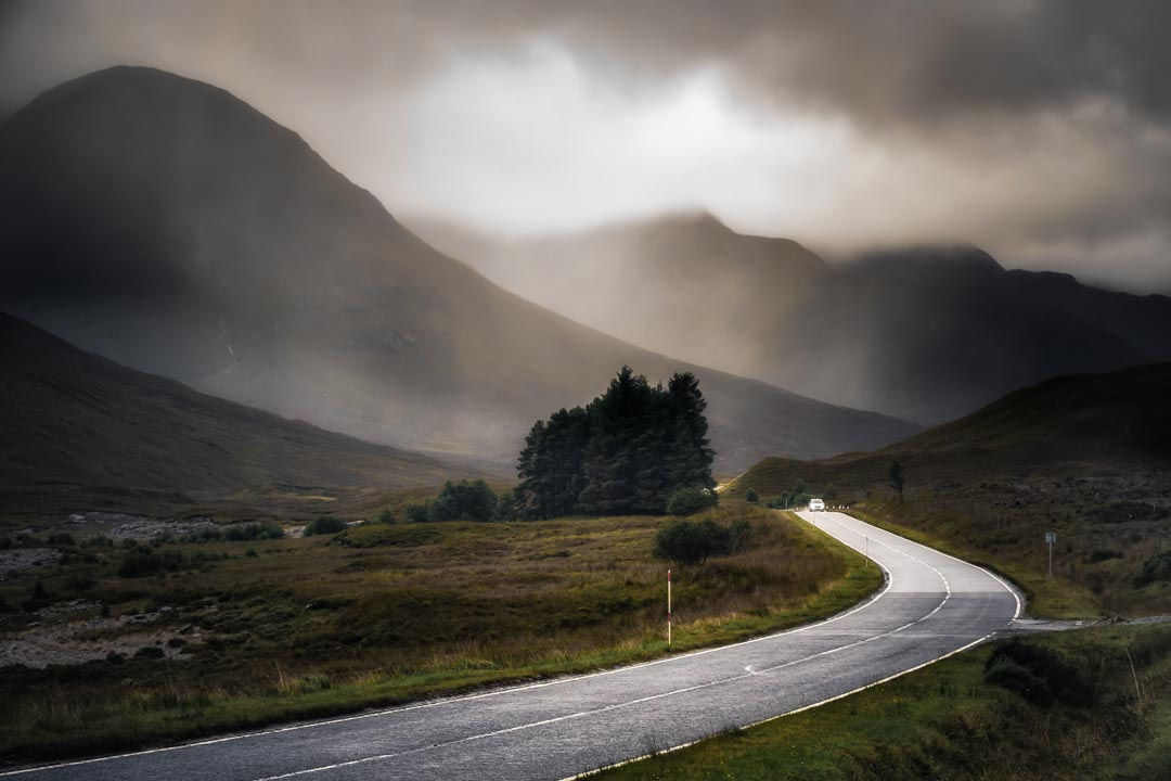 Isle of Skye Road Trip