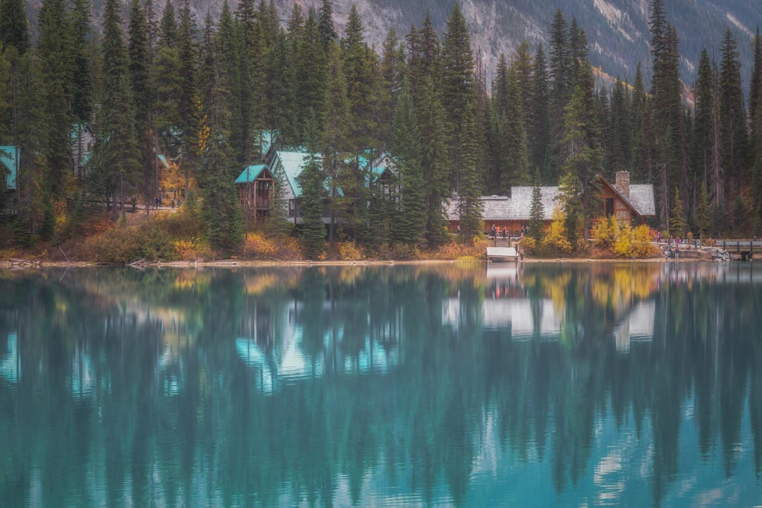 Emerald Lake Housing